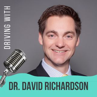 Blood Pressure and Glaucoma | Driving with Dr. David Richardson Ep 02
