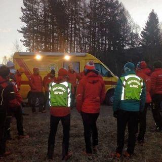 Soccorso alpino di Arsiero in azione in Folgaria: trovato senza vita l'uomo scomparso ieri