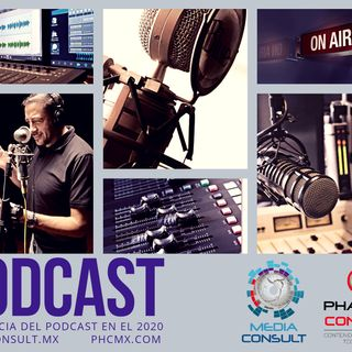 Pharmapodcast Influencia del Podcast en el 2020