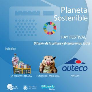 HAY FESTIVAL: difusión de la cultura y el compromiso social