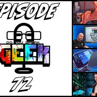 Episode 72 (Obi-Wan Kenobi Cast, Chris Jericho, YouTube and more)