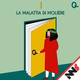 La malattia di Molière – Quarta di Copertina