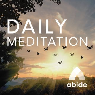 Abide Christian Meditation