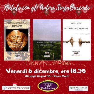 5/6 dicembre: Natale con gli autori e Assemblea associativa SenzaBarcode