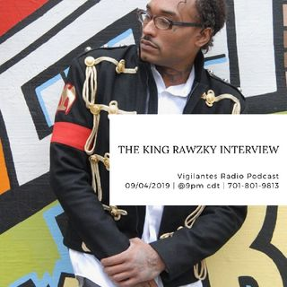 The King Rawzky Interview.