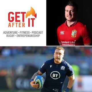 Episode 84 - with Scotland Captain Stuart Hogg