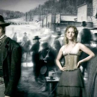 Deadwood, S01E06- Plague