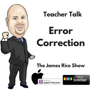 Teacher Talk: Error Correction