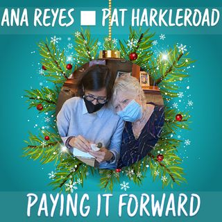 12 Days of Riskmas - Day 1 - Ana Reyes and Pat Harkleroad