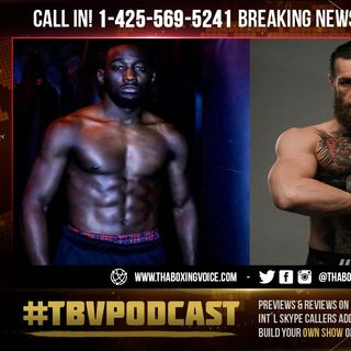 ☎️Conor McGregor vs Terence Crawford🤯 One Fight in The Ring❗️One In The Cage😱