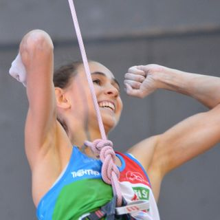 climbingradio: Laura Rogora U20 World Champion 2019