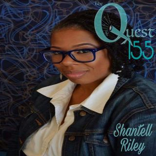 The Quest 155. Shantell Riley & Death Cafe
