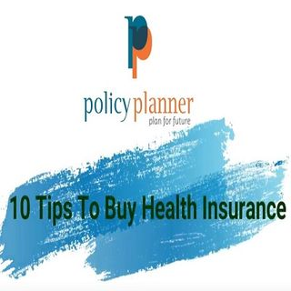 10 Points To Check Before Taking Health Insurance  How To Choose Health policy  Policy Planner