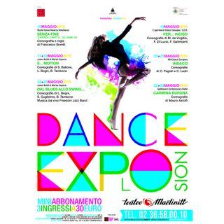 Marisa Caprara per Dance Exp(l)osion
