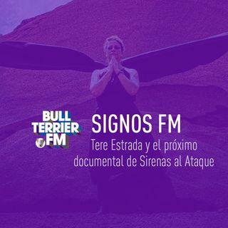 Tere Estrada y el próximo documental de Sirenas al Ataque - SignosFM
