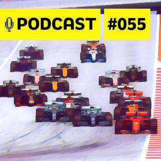 """#055 – A F1 está de volta! Saiba tudo sobre """"novo normal"""" da categoria"""