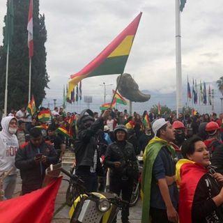 Incertidumbre y caos en Bolivia tras la renuncia de Evo Morales
