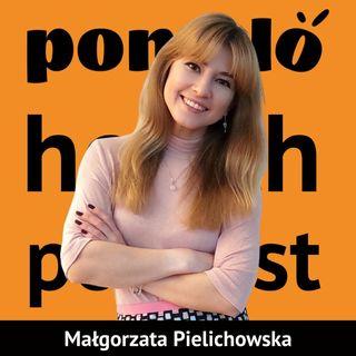 Całe życie na diecie bez efektów - Gosia Pielichowska