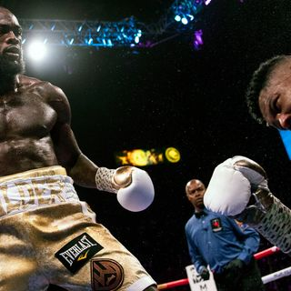 Inside Boxing Weekly: Deontay Wilder Topples King Kong and More