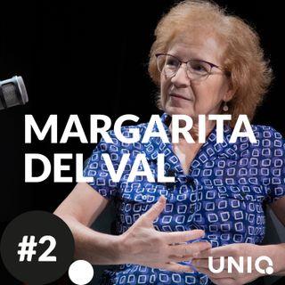 UNIQ #2. José Manuel Calderón conversa con Margarita del Val