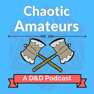 S05 EP09 - Chaotic Amateurs - I Infuse My Jug!