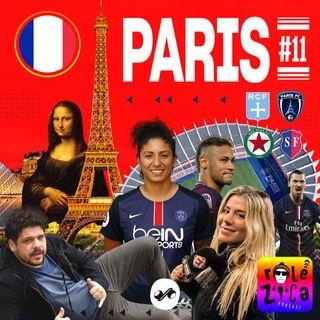 Paris: Neymar, Ibra, Cristiane e uma pedra misteriosa no caminho