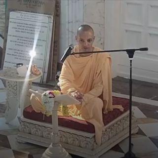 S.B. Canto 8 Cap. 22 verso 1 ~ Krishna Pada Das (16 luglio 2019)