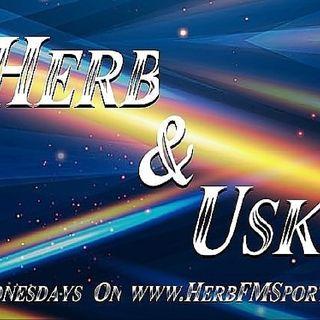 Uski And Herbie Show Tomorrow Night Live 8pm Promo