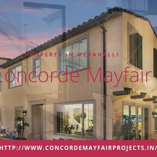 Concorde Mayfair Project in Medahalli Bnagalore - Book Now