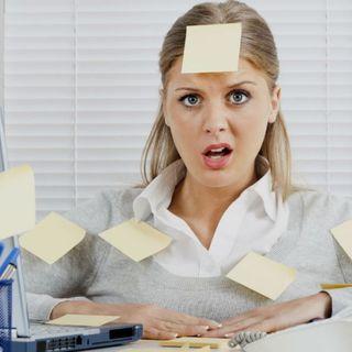 Drogati di lavoro. 7 suggerimenti per non morire di stress