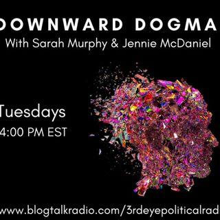 Downward Dogma - work/home/life balance during a pandemic