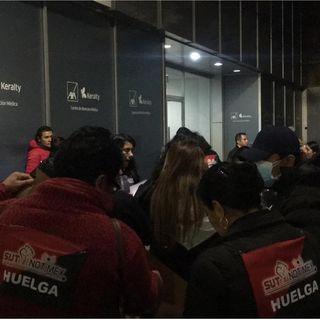 SutNotimex pone bandera rojinegra; agencia sigue trabajando