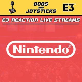 E3 Reaction - Nintendo