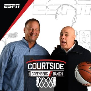 Mike Brey & Roy Williams