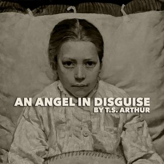 An Angel in Disguise by T.S. Arthur