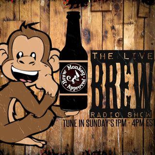 The Live Brew Radio Show Episode 1 11/8/15