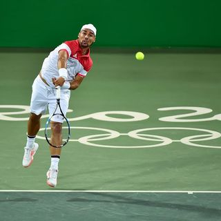 Episodio 42 - Tennis e Olimpiadi, un matrimonio difficile