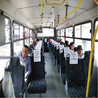 Anuncian programa de apoyo para transporte concesionado