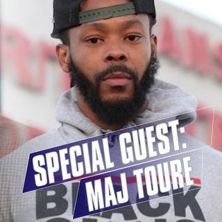 Special Guest: Maj Toure Of Black Guns Matter