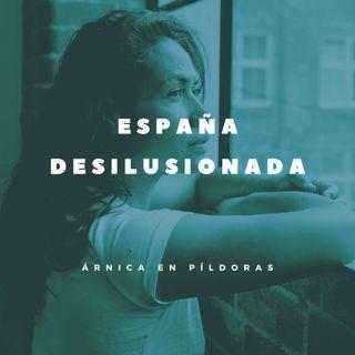 España desilusionada