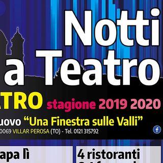 Villar Perosa, Notti a teatro - Intervista ad Antonio Sarasso
