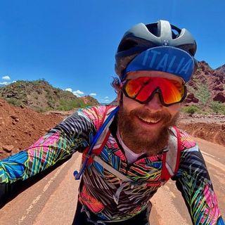 """JOVANOTTI, su RaiPlay il """"docutrip"""" del viaggio in bicicletta fatto in Sud America lo scorso febbraio. Con Lorenzo, andiamo poi al 2002...."""