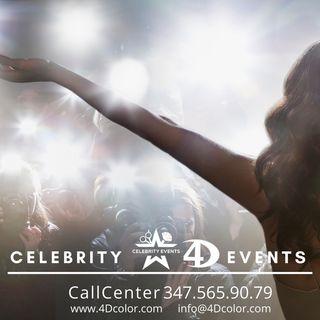 SPECIALE 4Dcolor® Celebrity