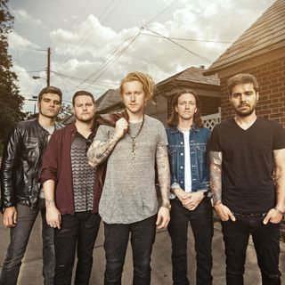 Interview with Travis from We The Kings