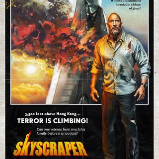 Damn You Hollywood: Skyscraper