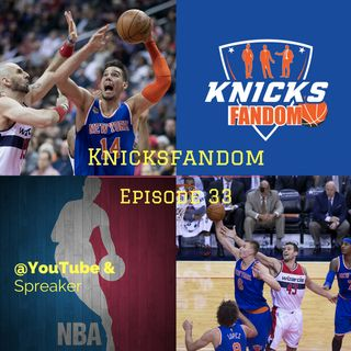 "EP 33: Which NBA Teams will be the ""Elite Eight"" in the 2017-18 NBA Season? & The Knicks Hope to Avoid ""Groundhog Day!"""