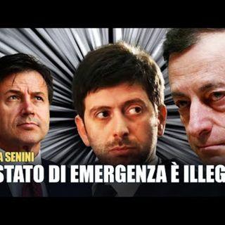 """IT Enrica Senini: """"Il Tribunale di Pisa ha stabilito che la dichiarazione di emergenza è illegittima"""""""