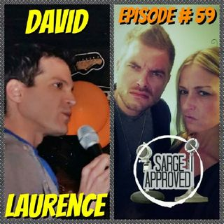 Episode #59 David Laurence