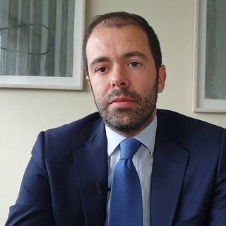 """Matteo Liguori, Consigliere Delegato IRBM : """"insieme all'istituto Jenner di Oxfor stiamo sperimentando un vaccino)"""