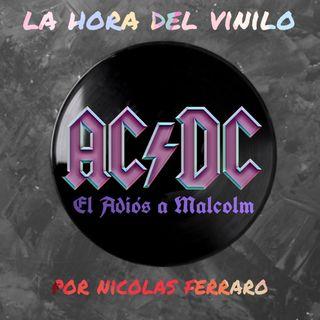 La Historia de AC/DC - El Adios a Malcolm